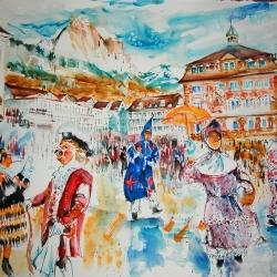 Nüssler in Schwyz