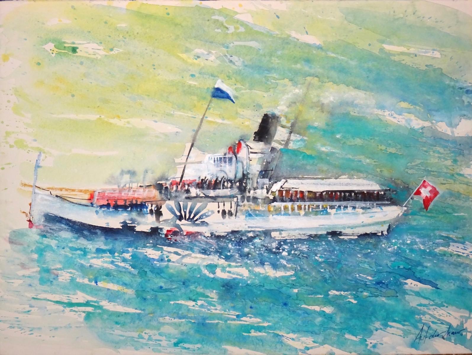 07v Dampfschiff SGV