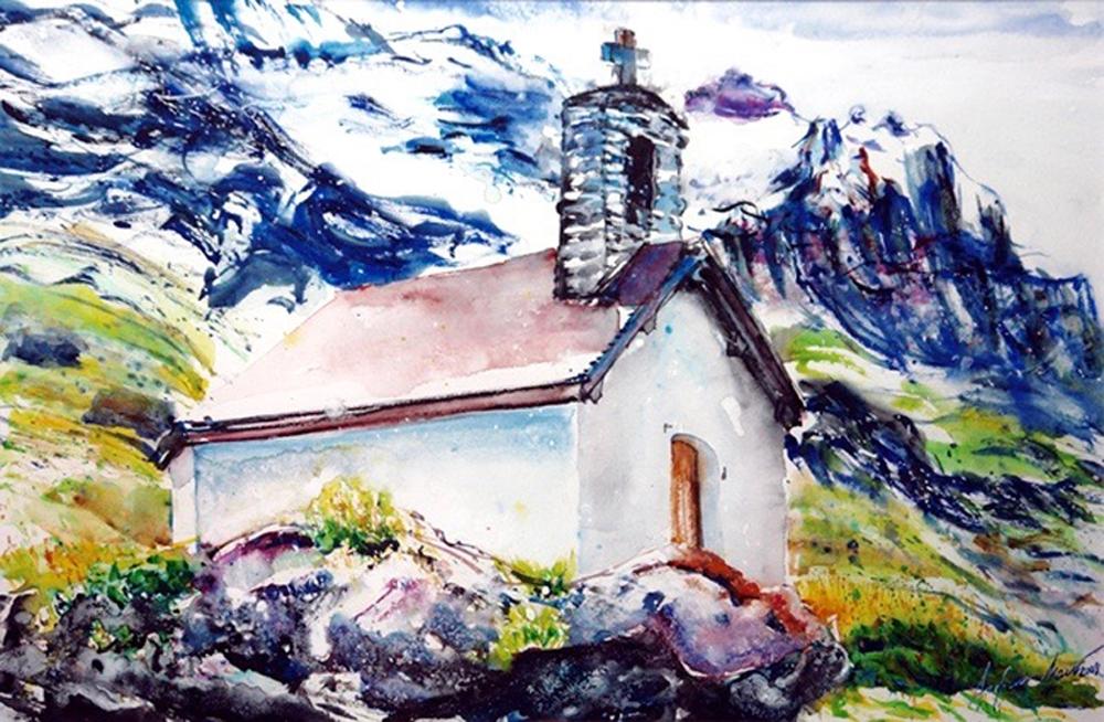 Plackenalp Kapelle