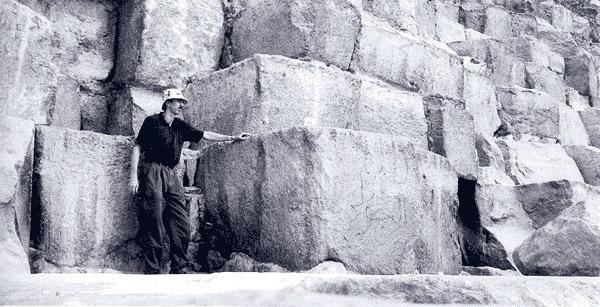 Gyzeh Pyramiden im Erklärungsnotstand