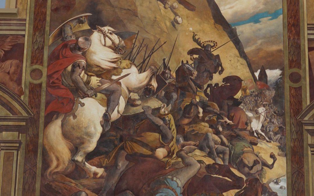 Entstehung der Eidgenossenschaft 1291 (Schweiz, Swiss, Svizzera)